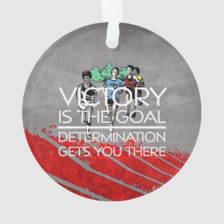 TOP Track Victory Slogan