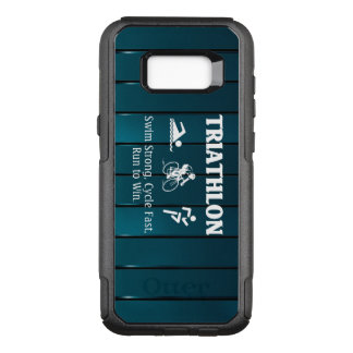 TOP Triathlon OtterBox Commuter Samsung Galaxy S8+ Case