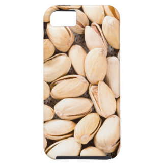 Top view of a lot of salty pistachios tough iPhone 5 case