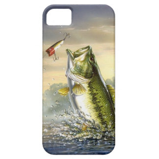 Top Water Action - Largemouth Case For The iPhone 5