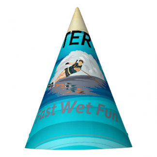 TOP Water Ski Party Hat