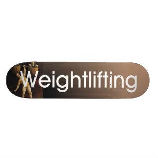 TOP Weightlifting Old School Skate Board