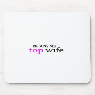 top wife mouse pad