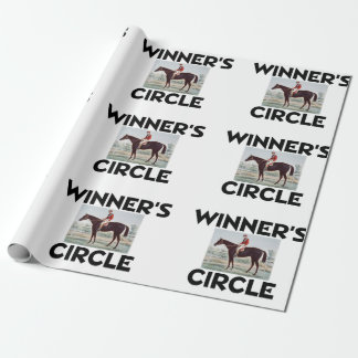 TOP Winner's Circle Wrapping Paper