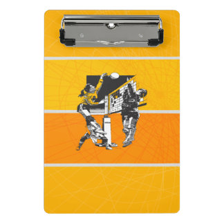 TOP Women's Volleyball Mini Clipboard