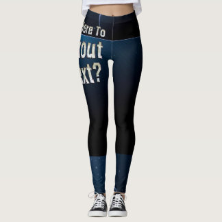 TOP Workout or Text Leggings