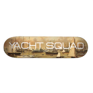 TOP Yacht Squad Skate Board