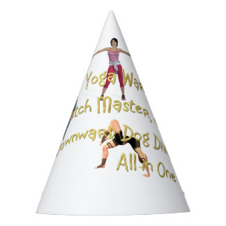 TOP Yoga Diva Party Hat