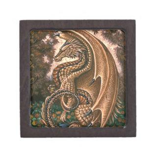 Topaz Dragon Premium Gift Box