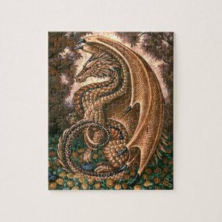 Topaz Dragon Puzzle