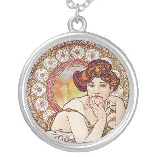 Topaz Goddess Custom Jewelry