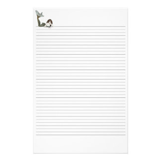 Topazia Lined Stationery