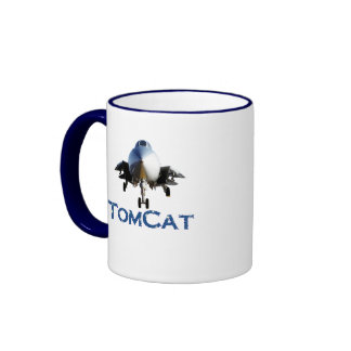 TopGun Tomcat Ringer Mug