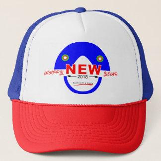 Topi trendy trucker hat