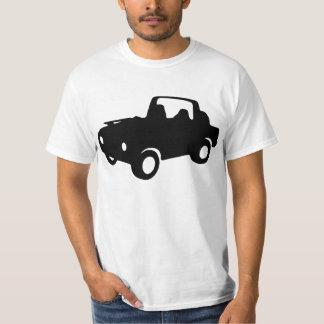 Topless Suzuki SJ T-Shirt