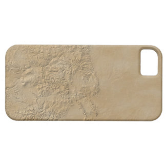 Topographic Map of Colorado 2 Case For The iPhone 5