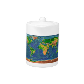Topographical Earth