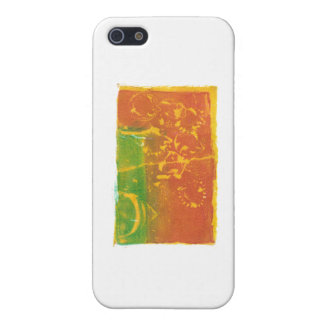 Toppling Flowers Covers For iPhone 5