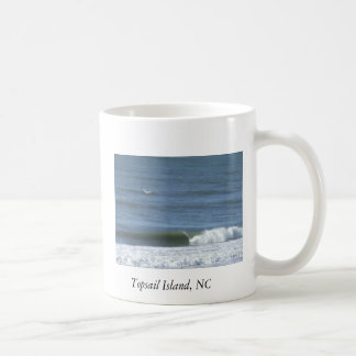 Topsail Island, NC coffee mug