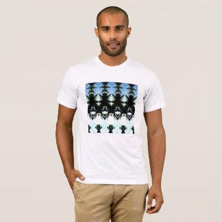 Topsy- Turvy Tropics T-Shirt