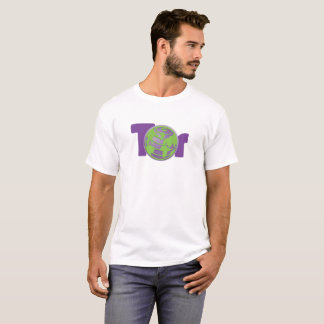 TOR Browser - Anonymity Network T-Shirt