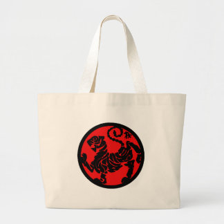 Tora no Maki Large Tote Bag