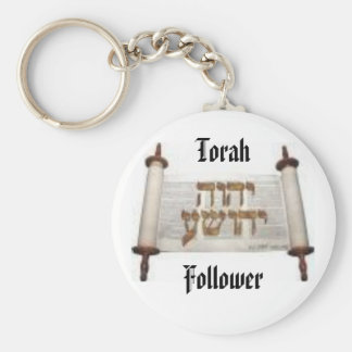 Torah Follower Key Ring