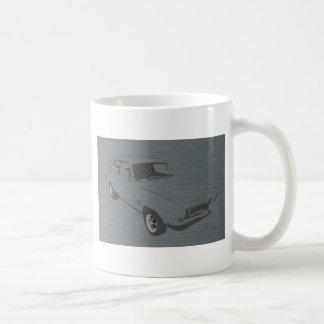 Torana GTR-XU1 Basic White Mug