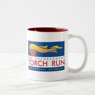 Torch Run Mug