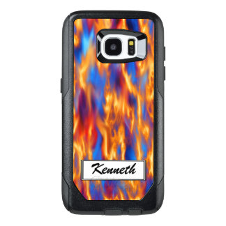 Torched by Kenneth Yoncich OtterBox Samsung Galaxy S7 Edge Case