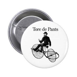 Tore de Pants 6 Cm Round Badge
