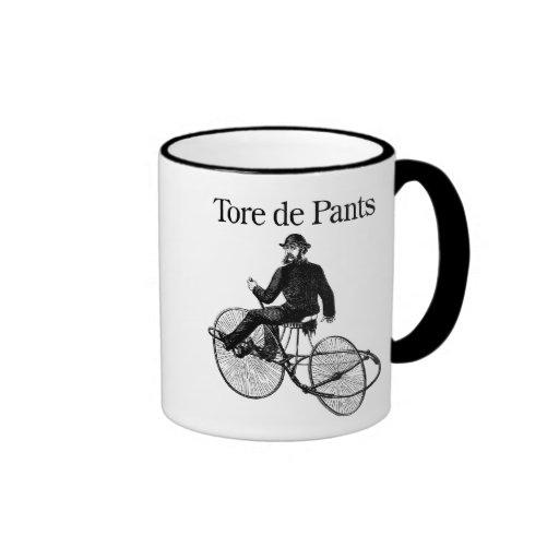 Tore de Pants Mug