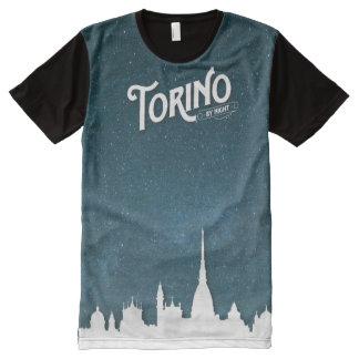 Torino - all over print T-Shirt All-Over Print T-Shirt