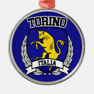 Torino Metal Ornament
