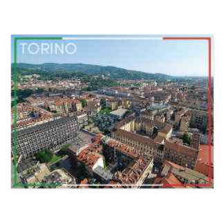 Torino - Turin Postcard. Postcard