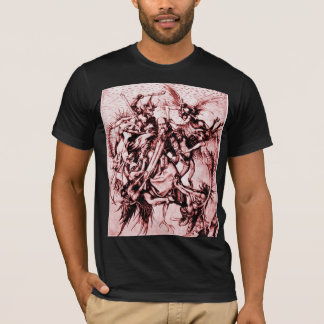 Tormented by demons T-Shirt