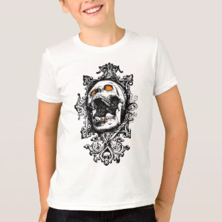 Tormented! - Killer  Kids Ringer T Tee Shirts