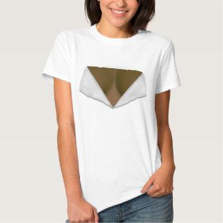 Torn Cleavage Dark T Shirts