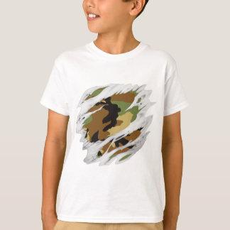 Torn Flesh Camo T-Shirt