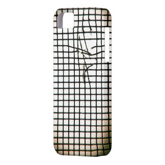 Torn Fly Screen Barely There iPhone 5 Case