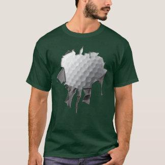 Torn Golf Ball T-Shirt