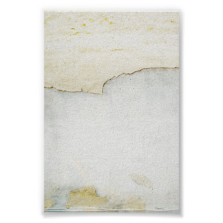 torn paper on wall background blue poster