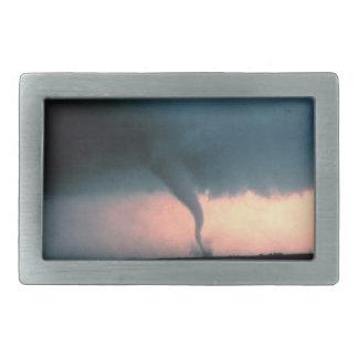 Tornado Belt Buckle