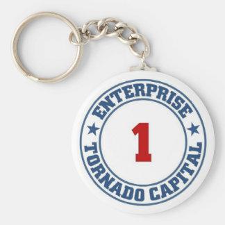 Tornado Capital Keychains