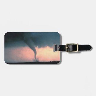 Tornado Luggage Tag