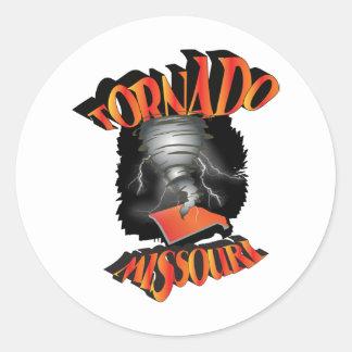 Tornado Missouri Sticker