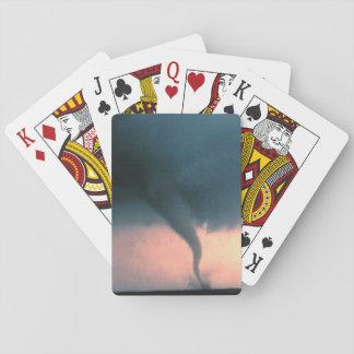 Tornado Poker Deck