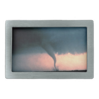 Tornado Rectangular Belt Buckles