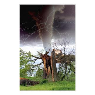 Tornado Stationery