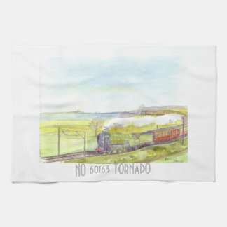 Tornado Tea towel